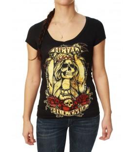 Metal Mulisha Shirt Muerte