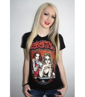 Barmetal Girlie Tattooist