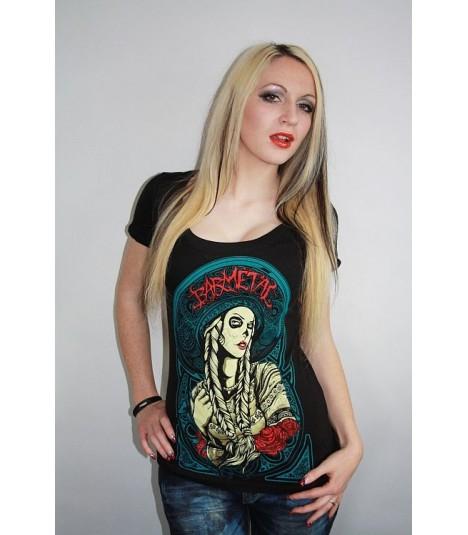Barmetal Scoopneck Mystic Mexican