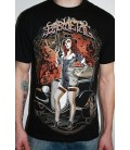 Barmetal Shirt Gangster