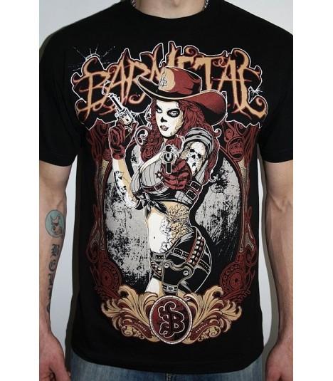 Barmetal Shirt Cowgirl