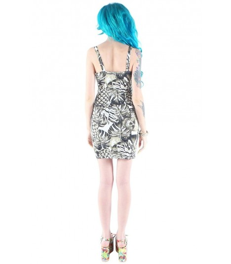 Iron Fist Bustier Dress Pineapple Express