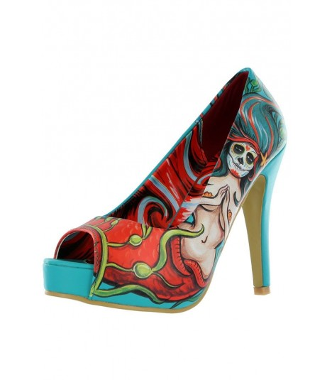 Iron Fist High Heels Sailor Sinker