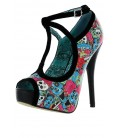Iron Fist High Heels Tomb Sweeper