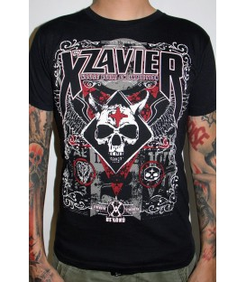 Xzavier Shirt Hell is here