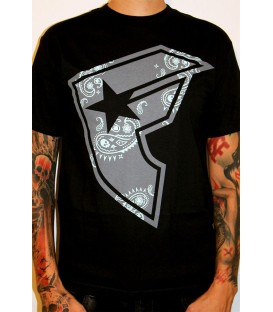 Famous Shirt Pazer Boh Black
