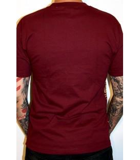Famous Shirt Down South Burgundy