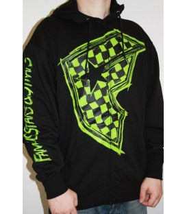 Famous Stars and Straps Hoodie Check It
