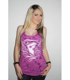 Famous Stars and Straps Tanktop Great White Cosmo
