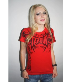 Tapout Shirt Darkside rot