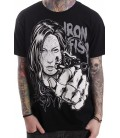 Iron Fist Shirt Rosa