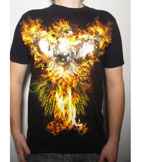 Iron Fist Shirt Phoenix