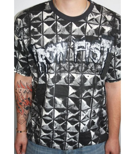 Iron Fist Shirt Teenage Lobotomy