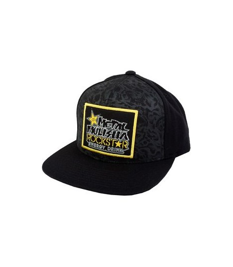 Metal Mulisha Cap Rockstar Energy Trucker