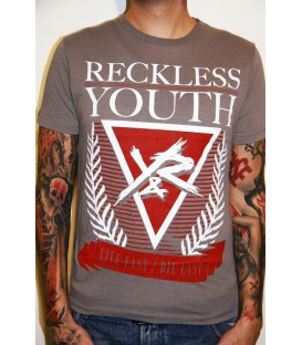 Young and Reckless Shirt Live Fast