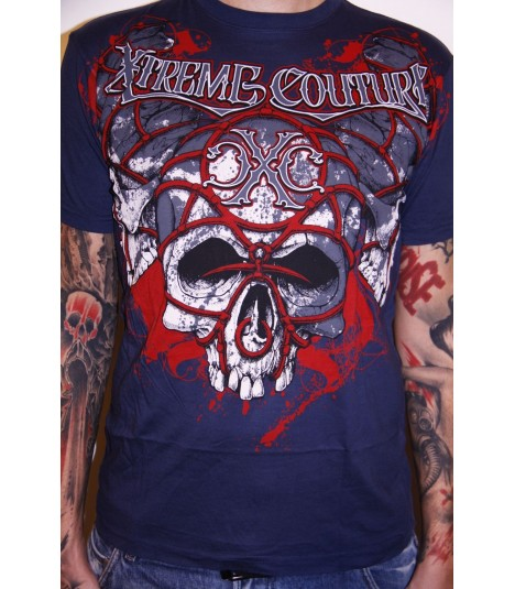 Xtreme Couture Shirt Ocean