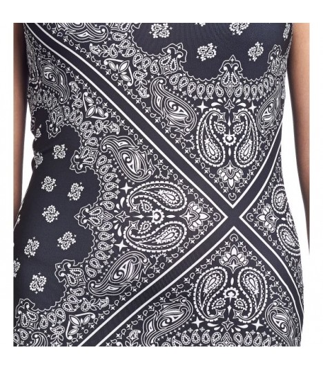 Affliction Dress Paisley