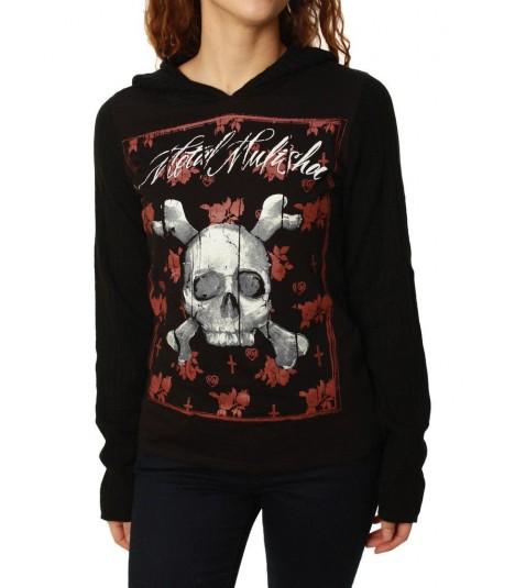 Metal Mulisha Hoodie Skull