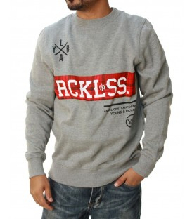 Young and Reckless Pullover Plaid
