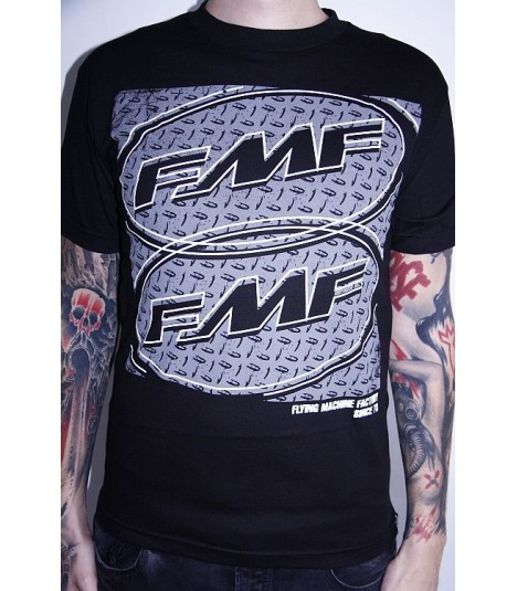 FMF Shirt Diamond Plate