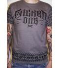 Wicked One Shirt Mayans Grau