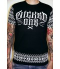 Wicked One Shirt Mayans Schwarz