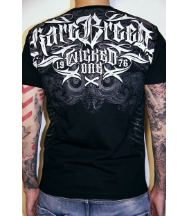 Wicked One Shirt Rare Breed Noir