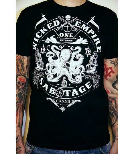 Wicked One Shirt The Sabotage