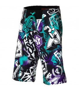 Famous Stars and Straps Boardshorts Paint Eater