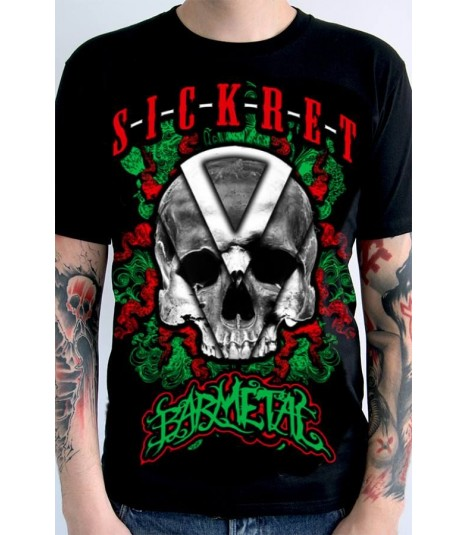 Barmetal Shirt Sickret Green