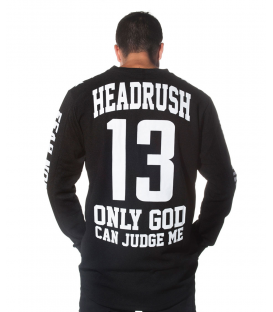 Headrush Hockey Jersey Brooklyn