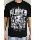 Famous Stars and Straps Shirt Black Light schwarz