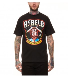 Rebel 8 Shirt Intergalactic Domination