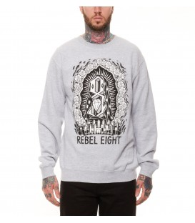 Rebel 8 Pullover Worship Worthy