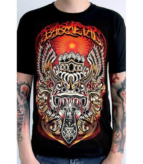 Barmetal Shirt Dragon