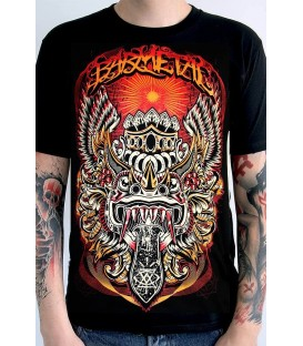Barmetal Shirt Dragon