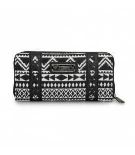 Loungefly Portemonnaie Skull Aztec