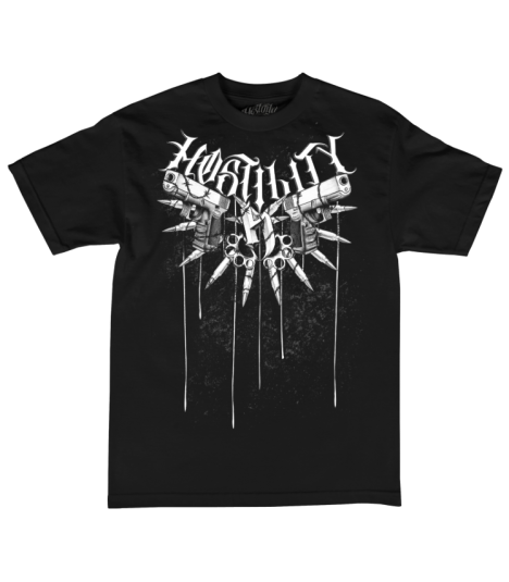 Hostility Shirt Shellshock