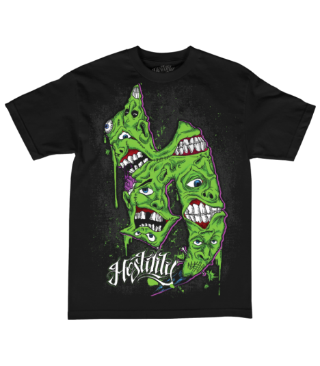 Hostility Shirt Slimeball