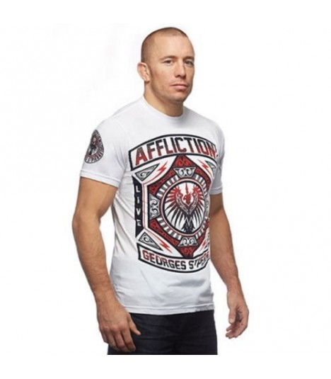 Affliction Shirt Fighter