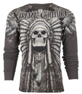 Xtreme Couture Longsleeve Native