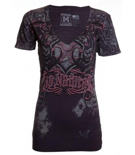 Xtreme Couture Shirt Diabolic
