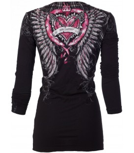 Rebel Saints by Affliction Dress