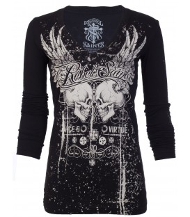 Rebel Saints by Affliction