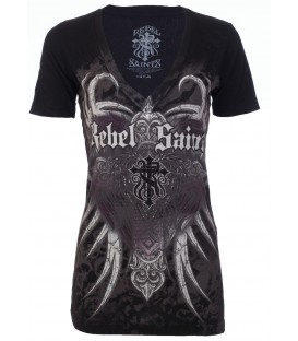 Rebel Saints by Affliction Shirt Underground