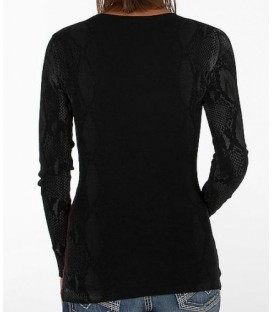 Sinful by Affliction Longsleeve Revolver