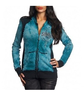 Sinful by Affliction Hoody Renegade