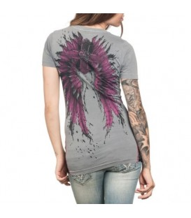 Sinful by Affliction Shirt Stronger