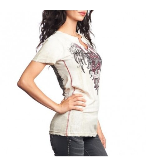 Sinful by Affliction Shirt Trust