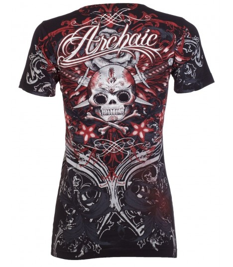 Archaic by Affliction Shirt Key